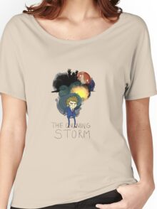 10th Doctor: the Oncoming Storm Women's Relaxed Fit T-Shirt