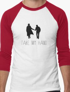 Sherlock - Take My Hand Men's Baseball ¾ T-Shirt