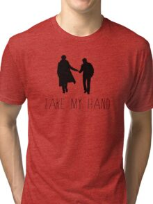 Sherlock - Take My Hand Tri-blend T-Shirt