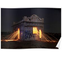Pump House Inferno Poster