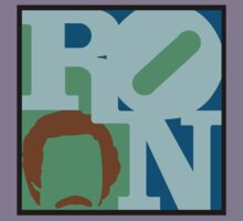 Ron Love (c) (Anchorman) by cudatron