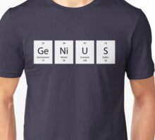 ElemenTees: GeNiUS Unisex T-Shirt
