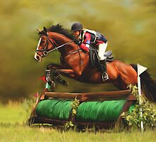 Eventer by Michelle Wrighton