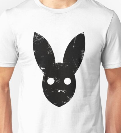 Who Is The Black Rabbit? Unisex T-Shirt