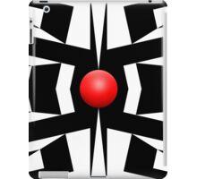 Red Ball 8a iPad Case/Skin