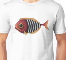 The Stripe Fish Unisex T-Shirt