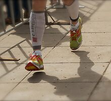 Running on air by Mick Kupresanin