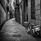 Bikes - Firenze street by Michalis Dionisiou