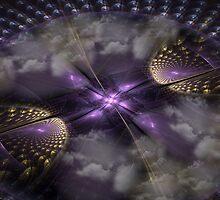 Point of Origin by Craig Hitchens - Spiritual Digital Art
