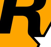 Rockstar Games : Logo Sticker