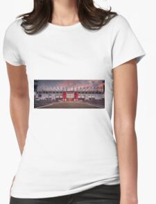 The Riverside Stadium, Middlesbrough Womens Fitted T-Shirt