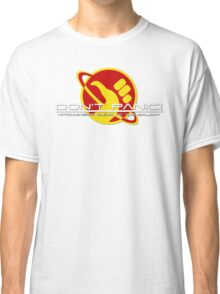 Hitchhiker's Guide Space Age Classic T-Shirt