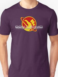 Hitchhiker's Guide Space Age T-Shirt