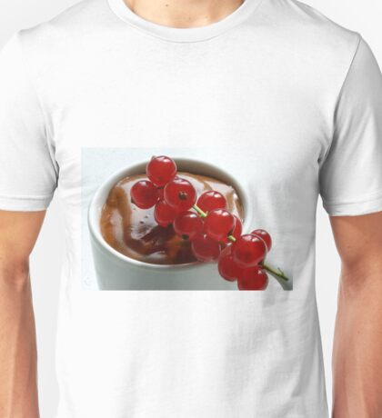 Currants and Chocolate Unisex T-Shirt