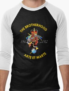 The Brotherhood 70th Annerversary Men's Baseball ¾ T-Shirt