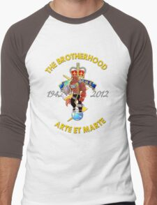 The Brotherhood 70th Annerversary Men's Baseball ¾ T-Shirt