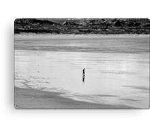 Enniscrone Beach, Co Mayo. Ireland. Canvas Print