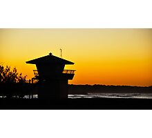 Surf lookout Photographic Print