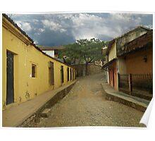COPALA. Los españoles descubrieron este lugar en 1565. Poster