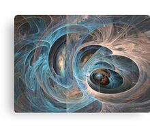Gate of angels Canvas Print