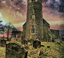 St Peter, Theberton by Darren Burroughs