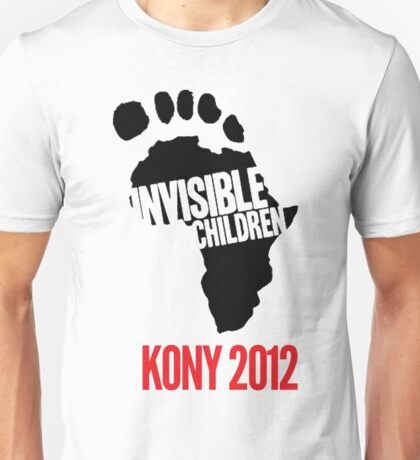Invisible Children tee Unisex T-Shirt