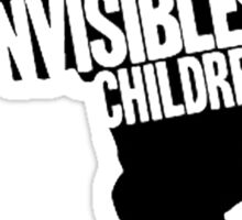 Invisible Children tee Sticker