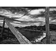 Beach at Bangor #3 Photographic Print