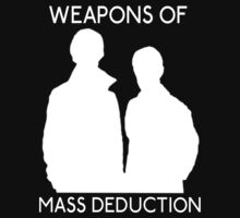 Weapons of Mass Deduction by moosehound