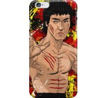 Bruce Lee, Savior of the Universe iPhone Case/Skin