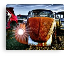4No 308 ~ 69 VW Canvas Print