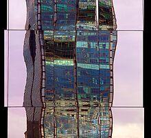 Shanghai Reflection by Karl Willson