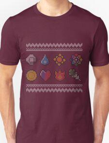 Ash and cross-stitch T-Shirt