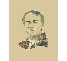 Carl Sagan Photographic Print