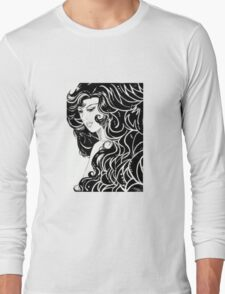 ''The Woman'' Long Sleeve T-Shirt