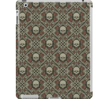 Skulls and roses iPad Case/Skin