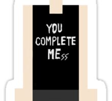 8-Bit Luke Hemmings Sticker