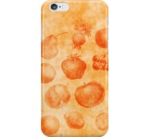 Vintage Fruits iPhone Case/Skin