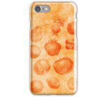Vintage Fruits iPhone Case/Skin