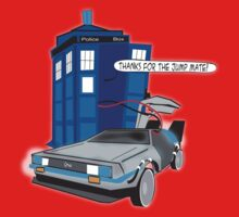 Time Travel Jump Start by Diana-Lee Saville