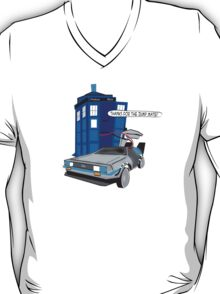 Time Travel Jump Start T-Shirt