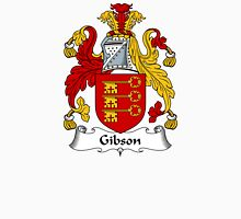 Gibson Coat of Arms / Gibson Family Crest Unisex T-Shirt