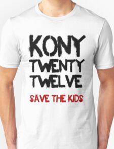 Kony T-Shirt - Save the Kids T-Shirt