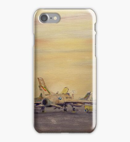 LONG HOT DAY iPhone Case/Skin