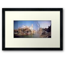 Multiple Venice Framed Print