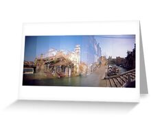 Multiple Venice Greeting Card