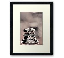 Stay Tuned... (2) Framed Print
