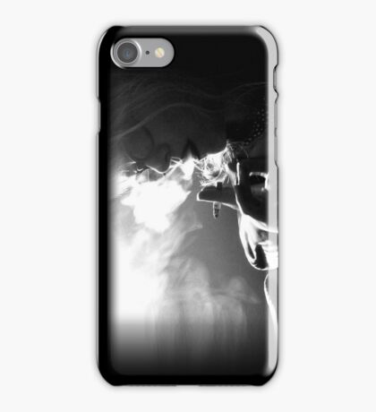 Smoke iphone iPhone Case/Skin