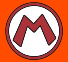 Super Mario M by DecayAllDay