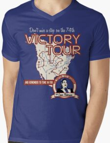Victory Tour Mens V-Neck T-Shirt